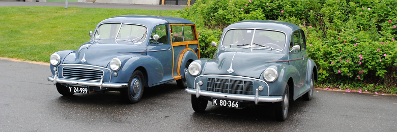 Morris Minor Serie II vogne
