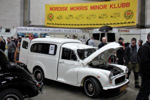Dejlig Nordisk Morris Minor Klubb VQ-35
