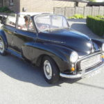 Morris Minor 1958 Cab til salg
